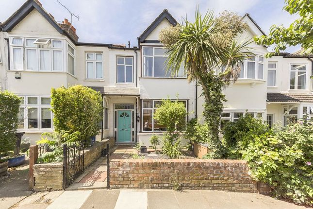 Thumbnail Terraced house to rent in Harrow View Road, London