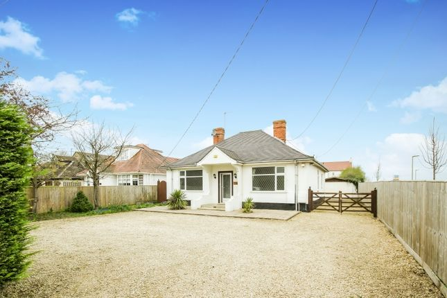 Thumbnail Detached bungalow to rent in Abingdon Road, Drayton, Abingdon