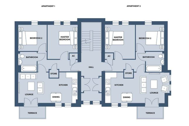 Floorplan of Riverbank Avenue, Newport NP19