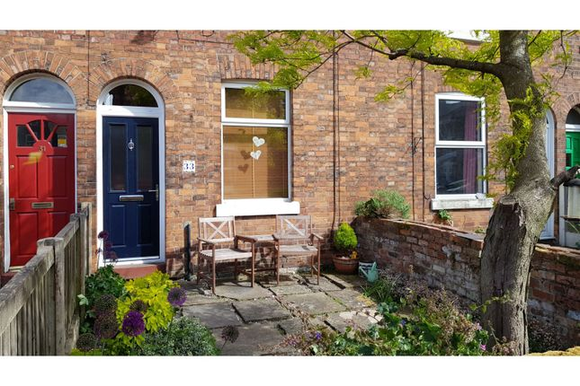 Thumbnail Terraced house for sale in Acres Road, Manchester