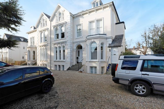 Thumbnail Flat for sale in Shurdington Road, Cheltenham, Gloucestershire