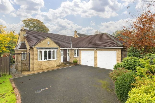 Thumbnail Bungalow for sale in Oaklands Close, Adel, Leeds