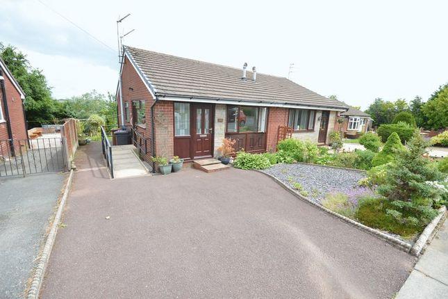 Thumbnail Bungalow to rent in Ottershaw Gardens, Blackburn