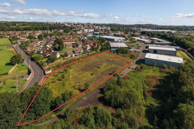 Thumbnail Land to let in Elgin Industrial Estate, Dickson Street, Dunfermline, Fife