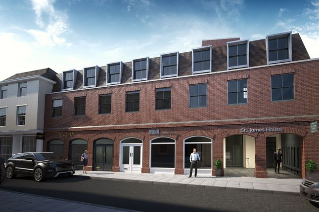Thumbnail Flat for sale in Castle Street, Canterbury