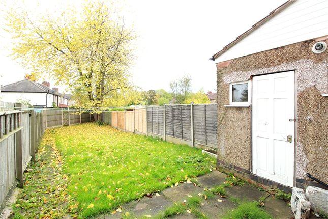 Garden of Burnsall Road, Coventry, West Midlands CV5