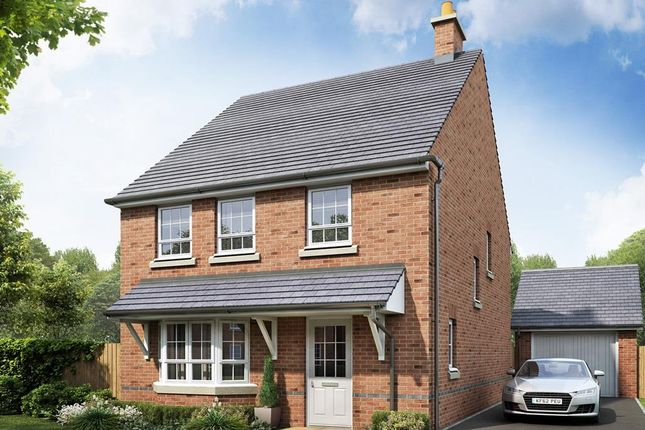 """Thumbnail Detached house for sale in """"Chesham"""" at Tay Road, Lubbesthorpe, Leicester"""