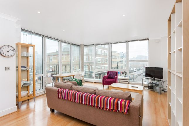 Thumbnail Flat for sale in The Point Building, 13-17 Baron Street, London