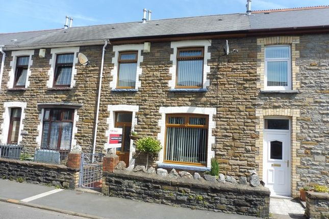 Thumbnail Terraced house for sale in Glannant Street, Aberdare