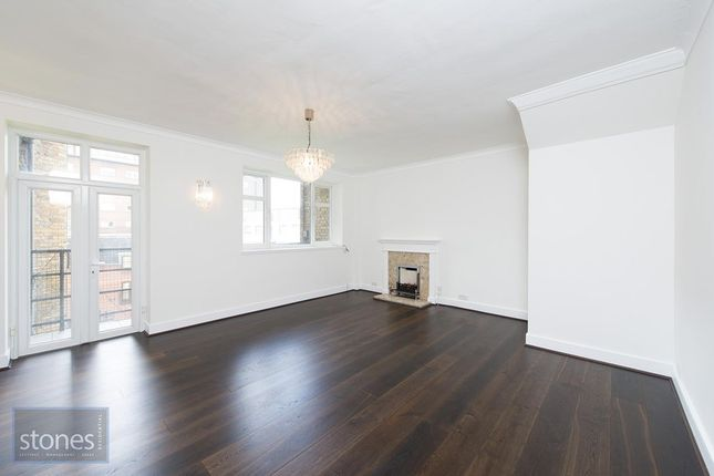 2 bed flat to rent in St. Edmunds Terrace, St Johns Wood, London