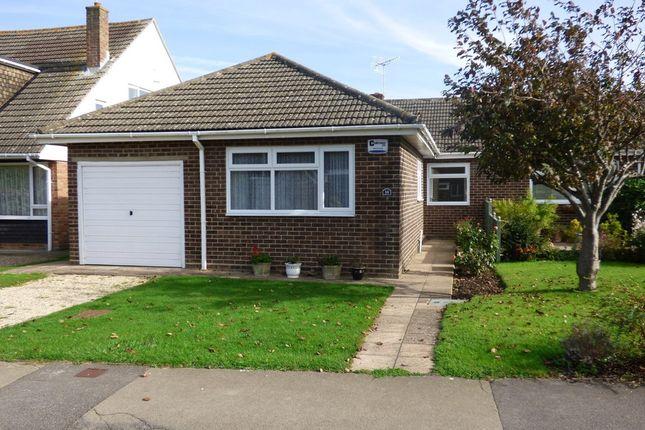 Thumbnail Semi-detached bungalow to rent in Gloster Drive, Bognor Regis