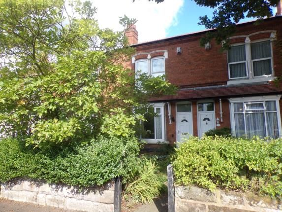 Thumbnail Terraced house for sale in Station Road, Kings Norton, Birmingham, West Midlands