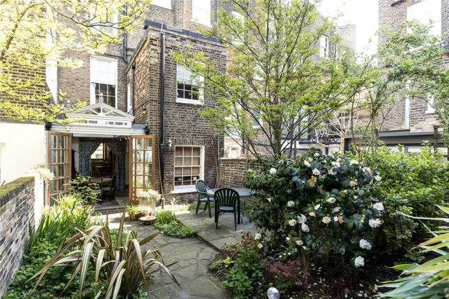 Thumbnail Terraced house for sale in Gloucester Avenue, London