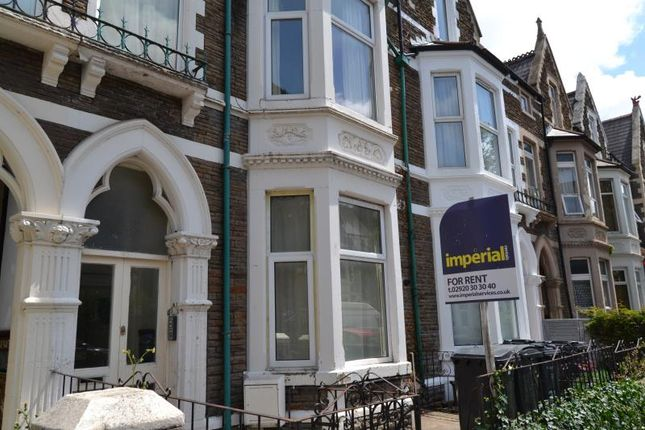 Thumbnail Shared accommodation to rent in 20, Connaught Rd, Roath, Cardiff, South Wales