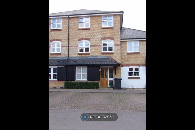 Thumbnail Terraced house to rent in Mulready Walk, Hemel Hempstead
