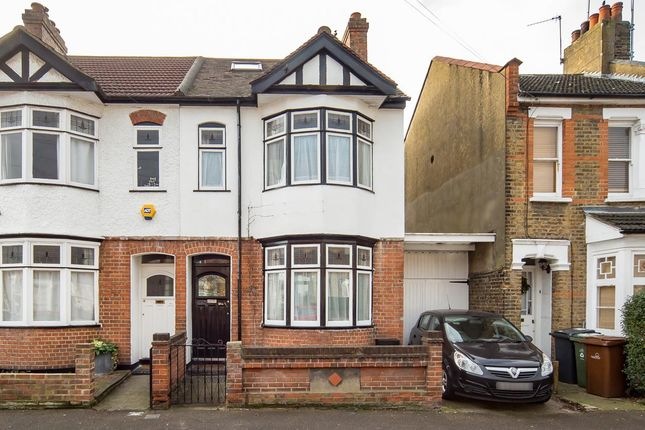 Thumbnail Semi-detached house to rent in Northbank Road, London