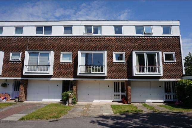 Thumbnail Town house for sale in Tower Street, Chichester