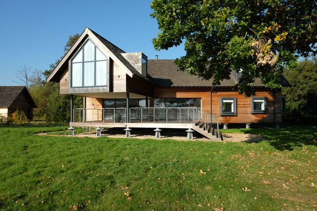 Thumbnail Detached house to rent in Brundall, Norwich, Norfolk