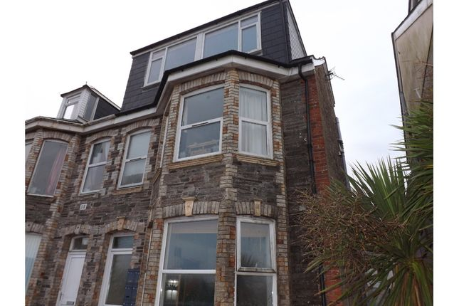 1 bed flat to rent in Bay View Terrace, Newquay TR7