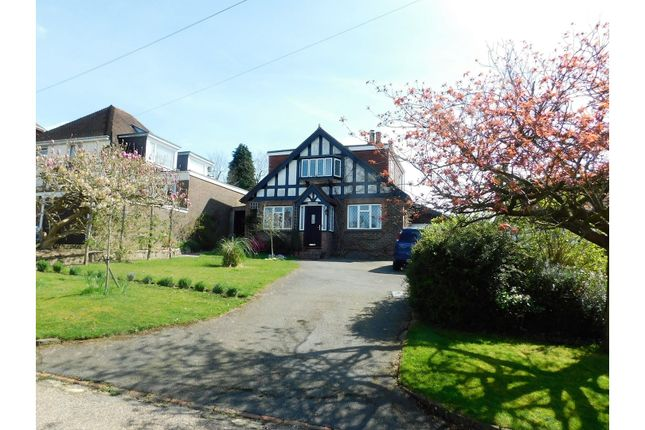 Thumbnail Detached house for sale in Collingwood Rise, Heathfield