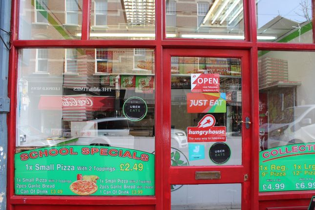 Thumbnail Retail premises for sale in Leopold Terrace, Dora Road, London