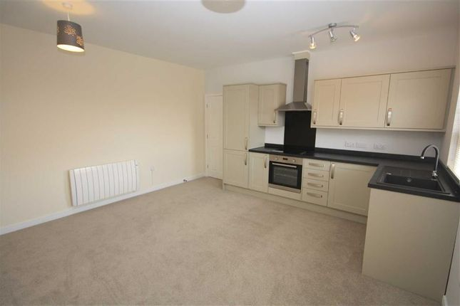 Thumbnail Flat to rent in Prestongate, Hessle