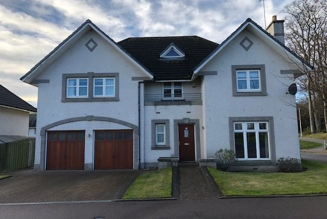 Thumbnail Detached house to rent in Kepplestone Gardens, West End, Aberdeen