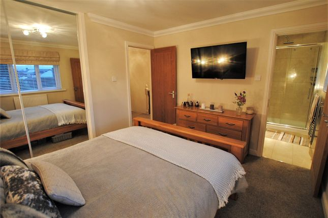 Master Bedroom of The Meadows, Marshfield, Cardiff CF3