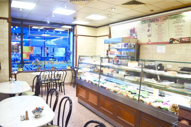 Thumbnail Restaurant/cafe for sale in Museum Street, Bloomsbury, London