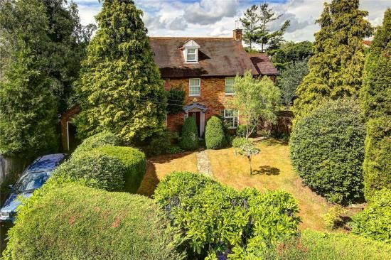 Thumbnail Detached house for sale in Sudbrook Gardens, Richmond