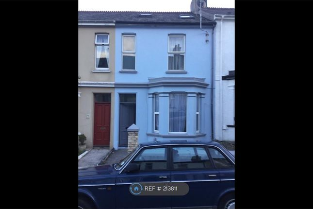 Thumbnail Terraced house to rent in Federation Road, Plymouth