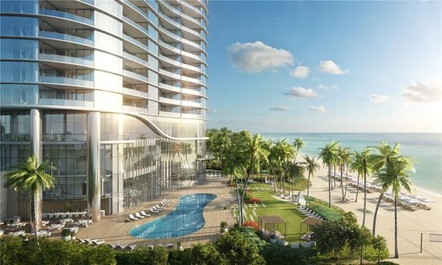 Thumbnail Apartment for sale in The Ritz-Carlton Residences, 15801 Collins Ave, Sunny Isles Beach, Florida, 33160