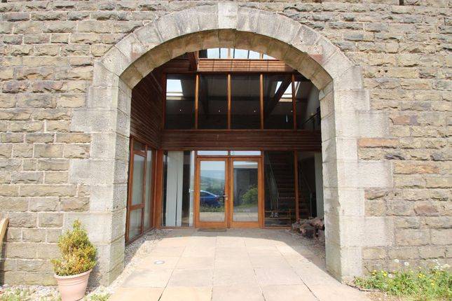 Thumbnail Semi-detached house for sale in Scarr End Farm Barn, Weir Bottom, Bacup, Lancashire