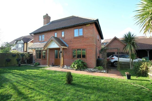Thumbnail Detached house for sale in Curlew Place, Hawkinge, Folkestone