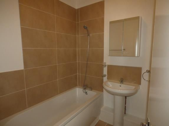 Bathroom of Temple House, 2 Temple Street, Swindon, Wiltshire SN1