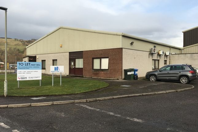 Thumbnail Office to let in Dochcarty Road, Dingwall