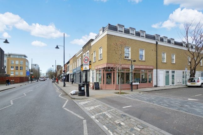 Thumbnail Flat for sale in Roman Road, London