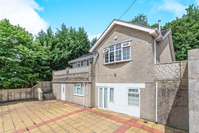 Thumbnail Detached house for sale in Hazel Walk, Heaton, Bradford