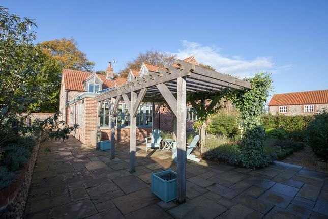 Thumbnail Detached house for sale in Friars Lane, Burnham Norton, King's Lynn