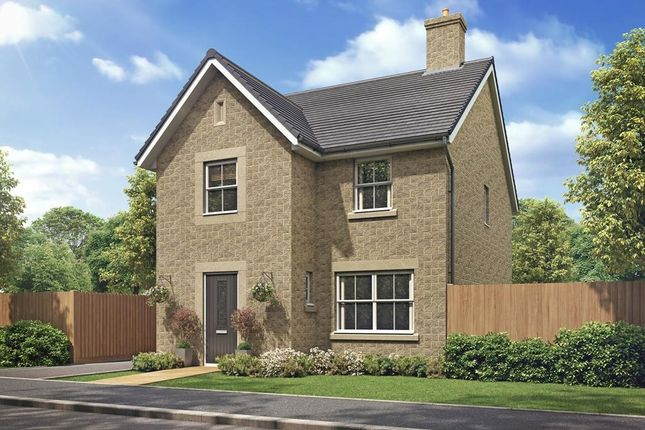 "Thumbnail 4 bedroom detached house for sale in ""Kingsley"" at Burlow Road, Harpur Hill, Buxton"