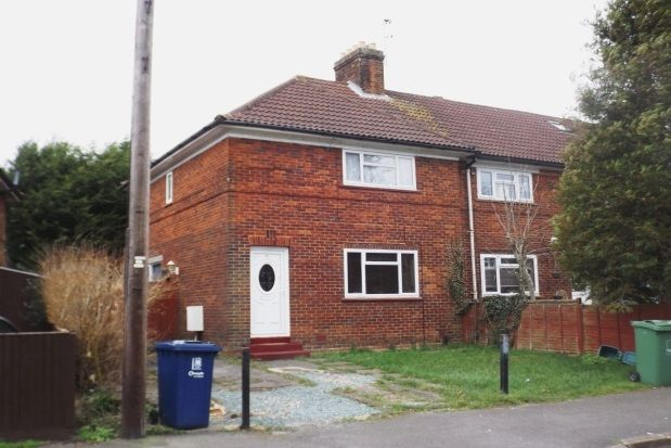 Thumbnail Property to rent in Valentia Road, Headington, Oxford