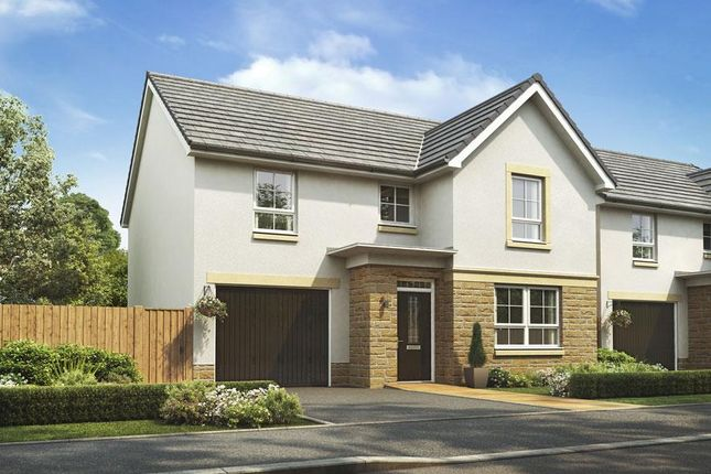 "Thumbnail Detached house for sale in ""Dalmally"" at Merchiston Oval, Brookfield, Johnstone"