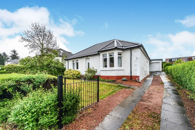 Thumbnail Detached bungalow for sale in Cardross Road, Dumbarton