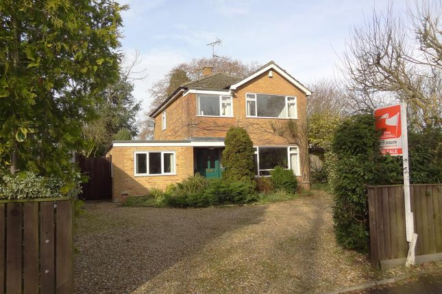 Thumbnail Detached house for sale in Grosvenor Square, Low Street, Billingborough, Sleaford