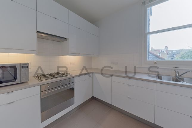 Thumbnail Flat to rent in Ulysses Road, West Hampstead