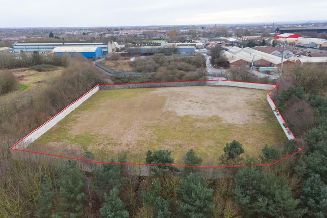 Thumbnail Land to let in St Nicholas Industrial Estate, Darlington