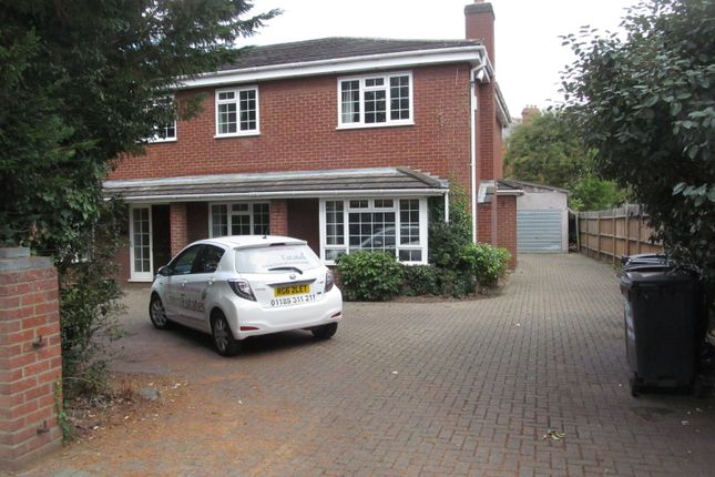 Thumbnail Detached house to rent in Crescent Road, Reading