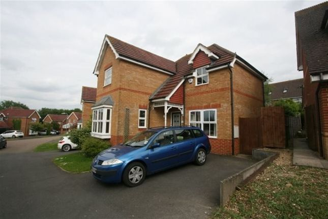 Thumbnail Detached house to rent in Partridge Close, Basingstoke
