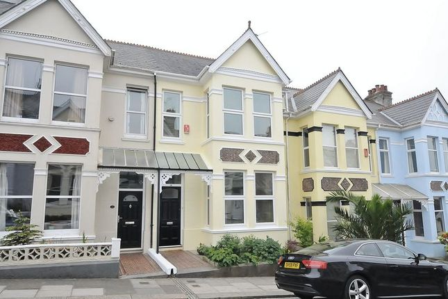 Terraced house for sale in Wembury Park Road, Peverell, Plymouth