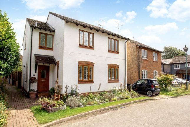 Thumbnail Detached house for sale in Kingfisher Close, Wheathampstead, St. Albans, Hertfordshire